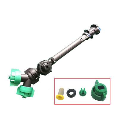 Насадка-труба БПЛА для защиты растений, подвесная насадка для распыления пестицидов, насадка для разбрызгивания высокого давления
