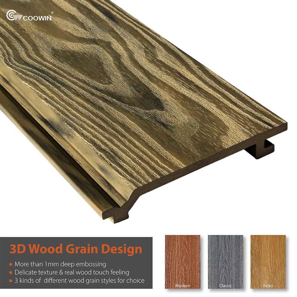 Decorative wall panels vinyl siding