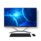 Pc 21.5 Inch All In 1 Desktop Core I7 4GB RAM 128GB SSD Computer 1920*1080 HD Screen All In 1 PC With DVD RW