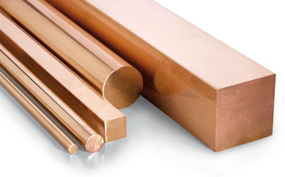 Factory Cheap price pure copper flat bar / copper busbar / copper rod