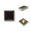 8882#Shiny gold&Black  18mm