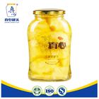 Factory supply Canned slices pineapple canned in light syrup/ Canned fruit canned food with best price competitive price