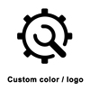 De color/Logotipo, por favor, póngase en contacto con el servicio al cliente