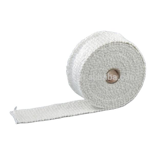 Привлекательная цена, Плоская Лента нового типа из керамического волокна, высокотемпературное уплотнение противопожарной двери