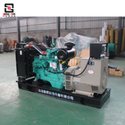 Generator Canopy Soundproof Generator Factory Direct Sale Water Cold 350 Kw 440 Kva Super Slient Continuous Dentz Alternator Diesel Generator Soundproof Canopy
