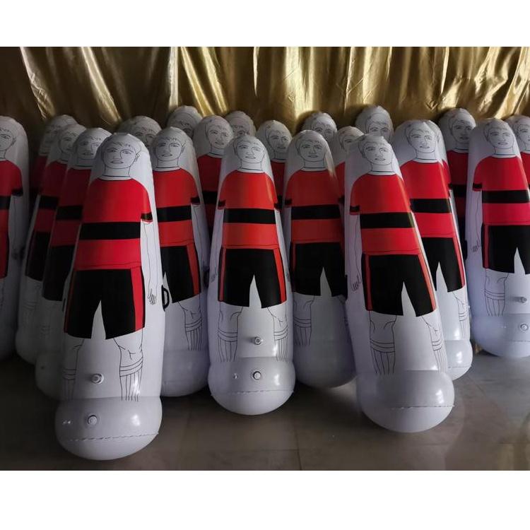 1,8 м ПВХ надувные футбольные тренировочные манекены футбольный Спорт вратарь на продажу