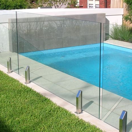 For Sale Safety Construction Fence 8x8 Clear Tempered Glass Cheap Pool Fence Panels Buy Pool Fence Panels Glass Pool Fence Panels Clear Tempered Glass Pool Fence Panels Product On Alibaba Com