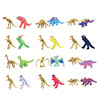 12 Colors Dino