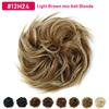 #12H24-Light Brown mix Ash Blonde