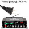 Black US-AC110V