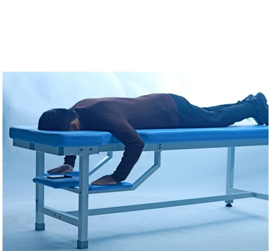 Physiotherapy Acupuncture and massage rehabilitation treatment table