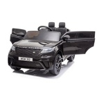 2021New Range Rover Licensed ride on car children electric kids electric battery operated child car for kids drive