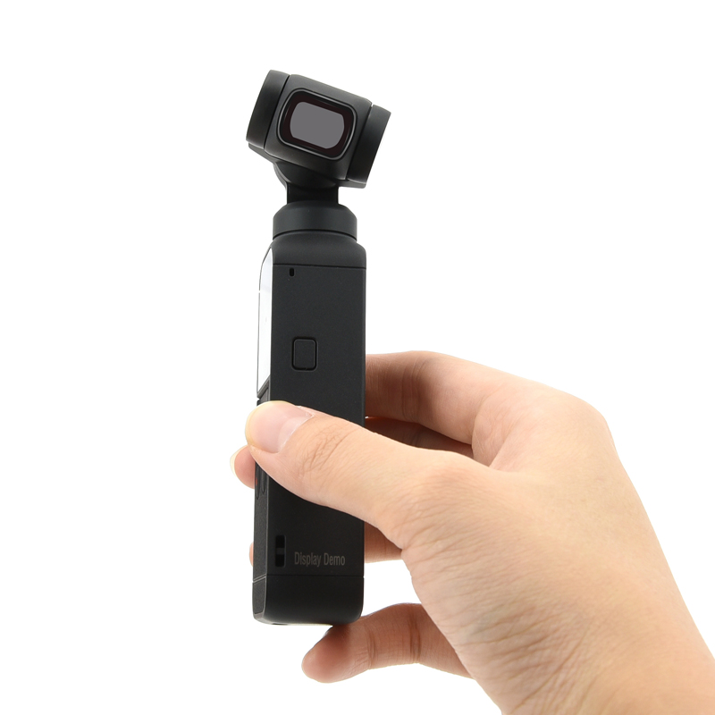 STARTRC Potable  4 Filter Kit ND8 ND16 ND32 ND64 for DJI Pocket2/ OSMO Pocket Accessories