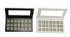 21 square pans palette -white ,black