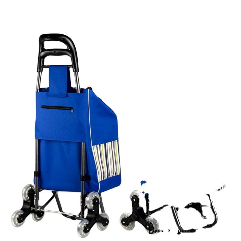 6 колёса подняться лестницы завальцовки вагонетки покупкы ручная тележка для 2 до 3 колеса аэропорта ручная сумка-тележка для покупок