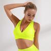 Yellow bra