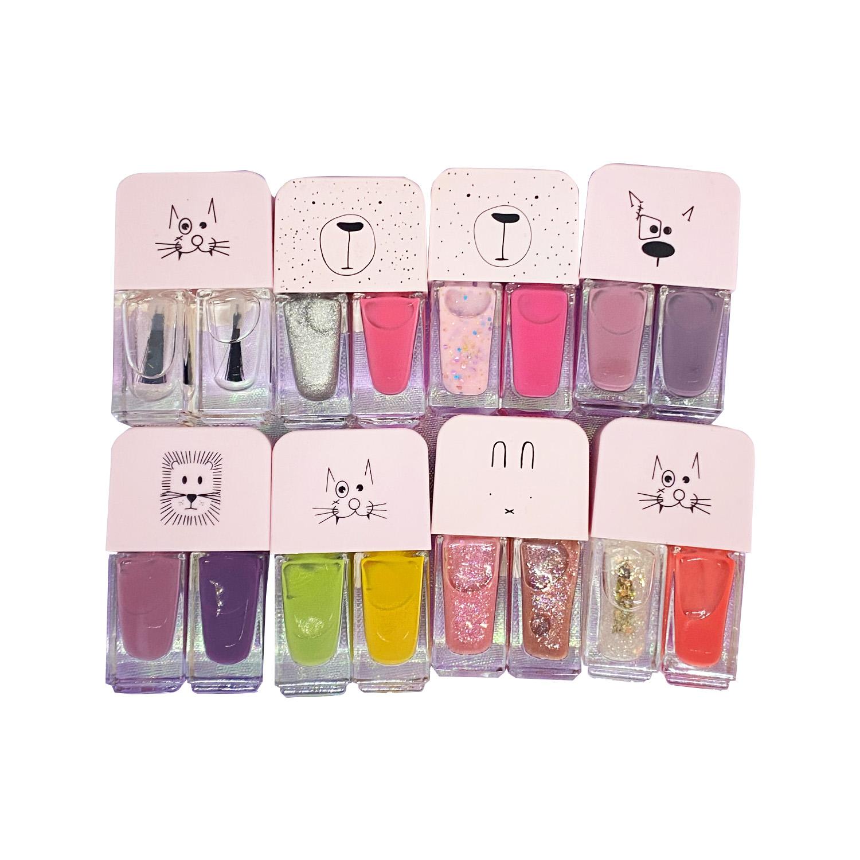 UV nail gel polish set