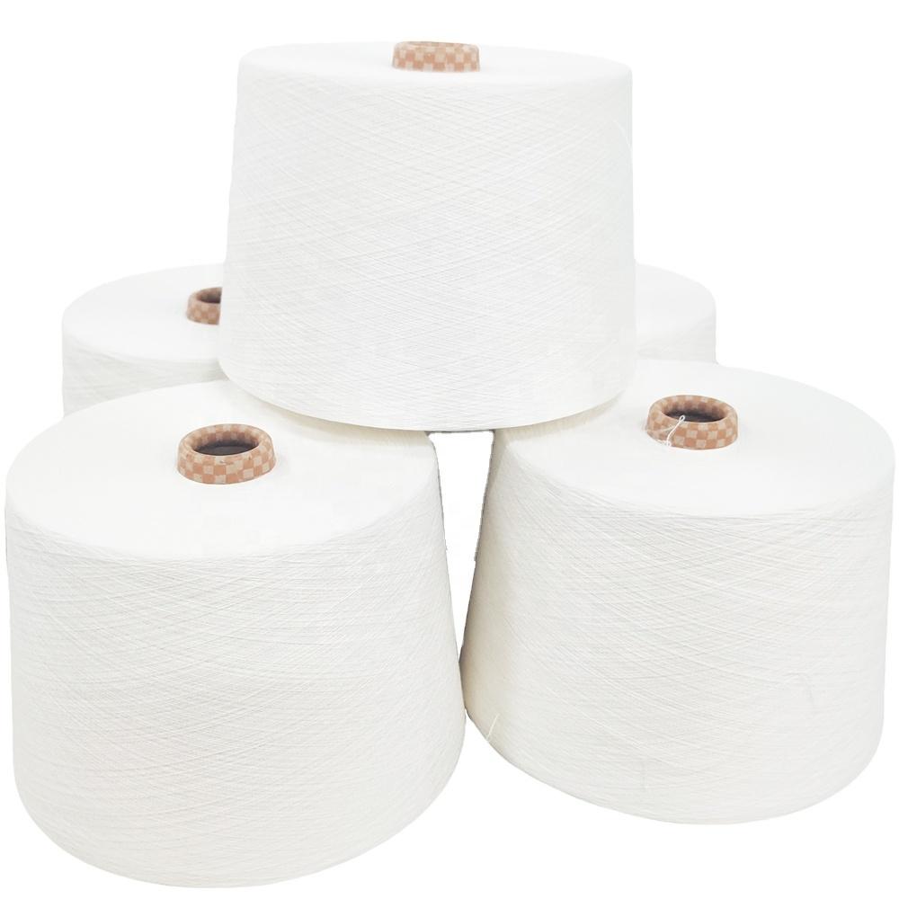 100%Modal NE32/1 Siro Compact Yarn Slub Yarn for Knitting
