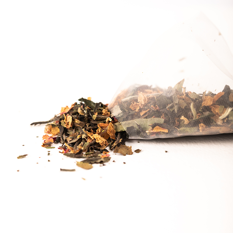 Chinese OEM Fresh Fragrance Leaves Moonlight Silver Needle Rose White Tea - 4uTea | 4uTea.com