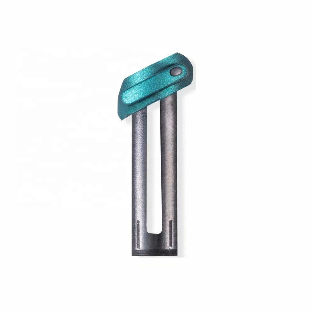 Заводская крышка из алюминиевого сплава, боковая крышка, крышка корпуса, Кнопка ключа для использования с IQOS 3,0