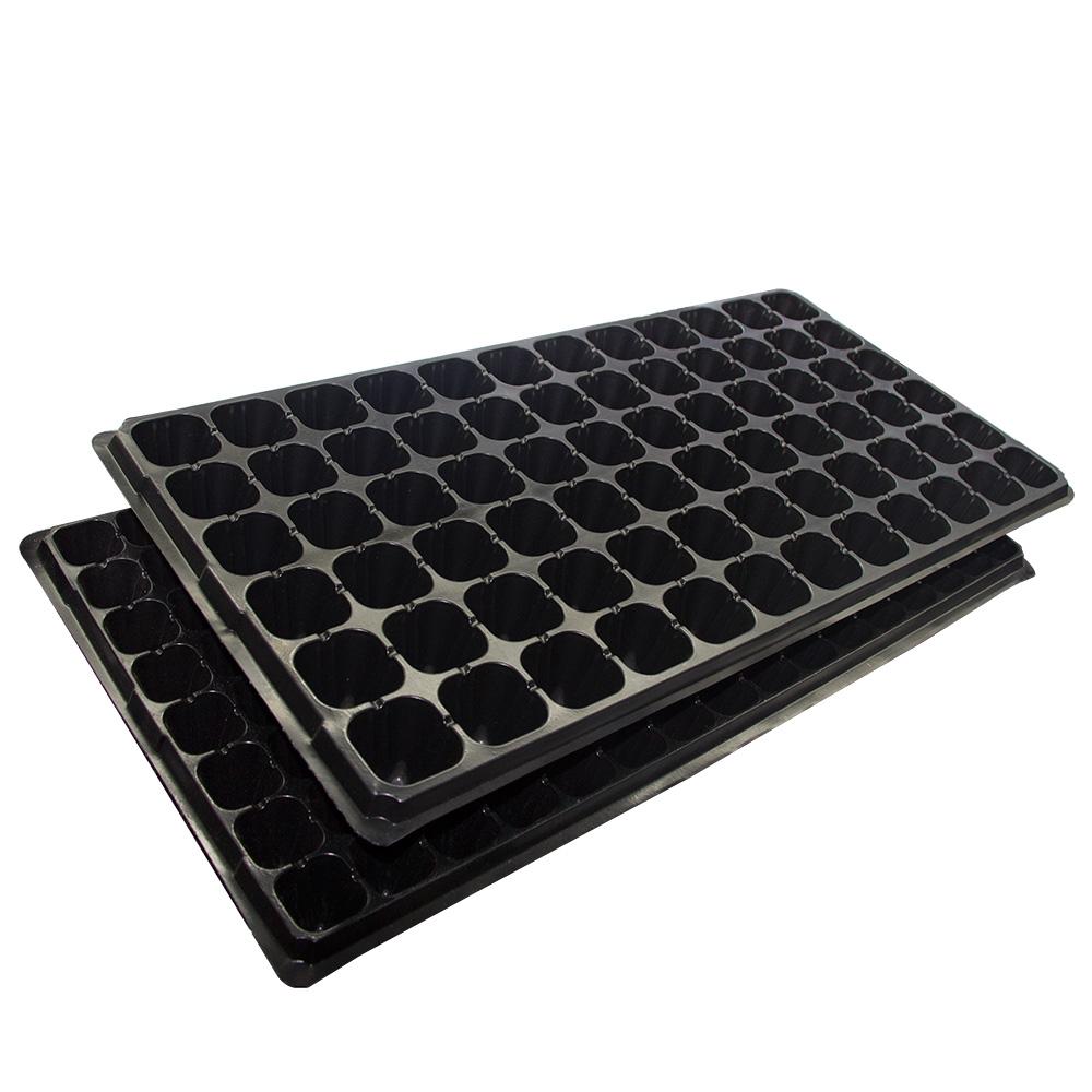 Новый стиль, полистироловый пластиковый поднос для выращивания растений, гидропонных рассады