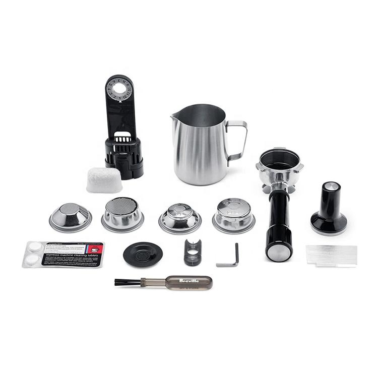 Professional High Quality Manual, With Grinder Barista Coffee Pulper Grinding Machine Coffee Machine/