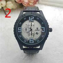Топ люксовый бренд WINNER черные часы для мужчин и женщин повседневные мужские часы деловые спортивные военные часы из нержавеющей стали(China)