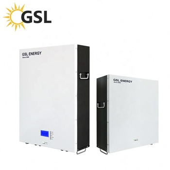 GSL ENERGY New Product Shenzhen Solar Energy Product 3000W Lithium Battery 5Kwh 7Kwh 10Kwh