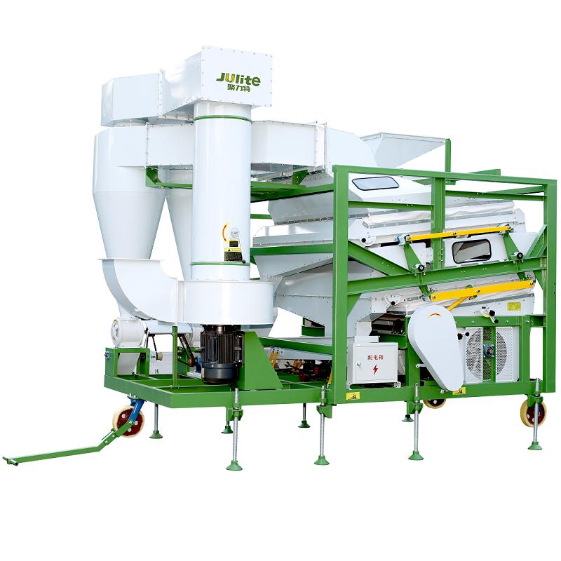 Высокопроизводительная машина для очистки зерна