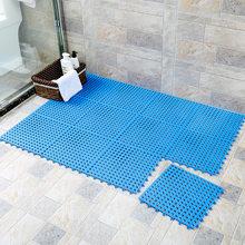 Хит продаж 30*30 см Противоскользящий ковёр для ванной комнаты, домашний унитаз, кухня, водостойкий ковёр, плед, выдолбленный ковер(Китай)