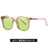 5. Transparent pink/ green C46-P33