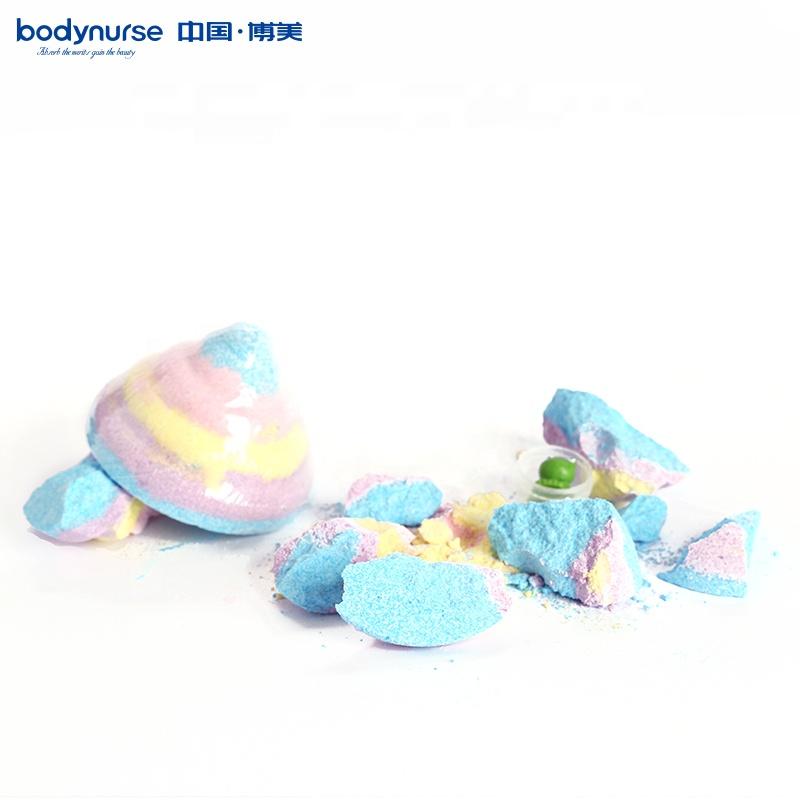 Бомбочки для ванны хорошего качества, частная марка, веганская бомбочка для ванны с игрушками внутри