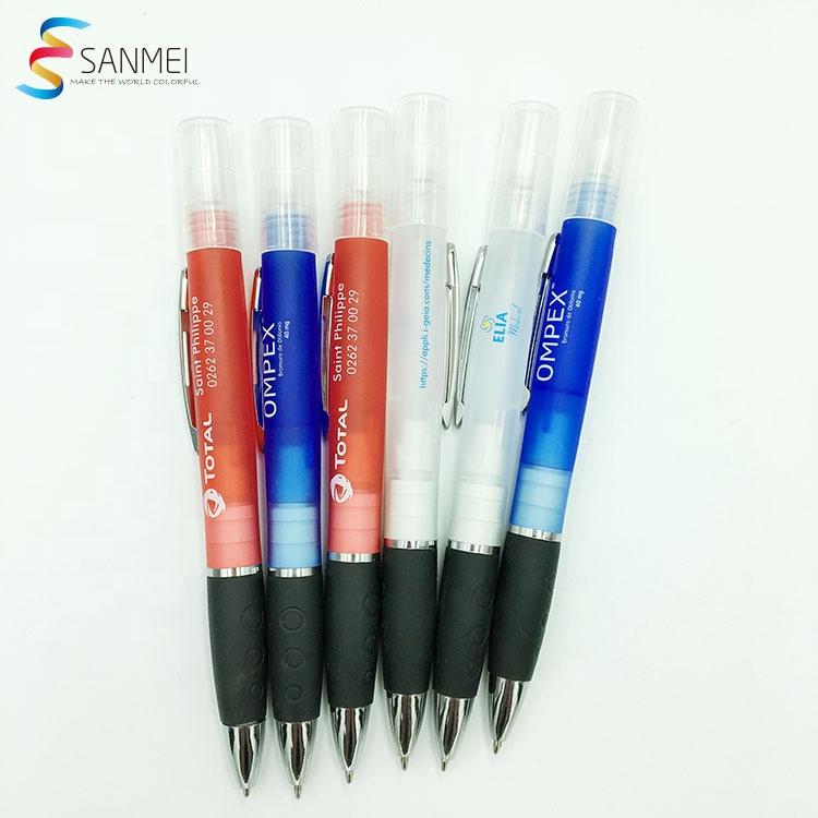 Пользовательский распылитель 3 мл ручка спиртовой распылитель жидкий гель с распылителем
