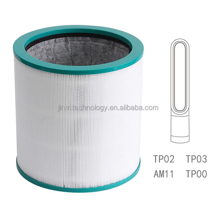 Для Dyson TP00 TP03 цилиндрический фильтр для очистки воздуха
