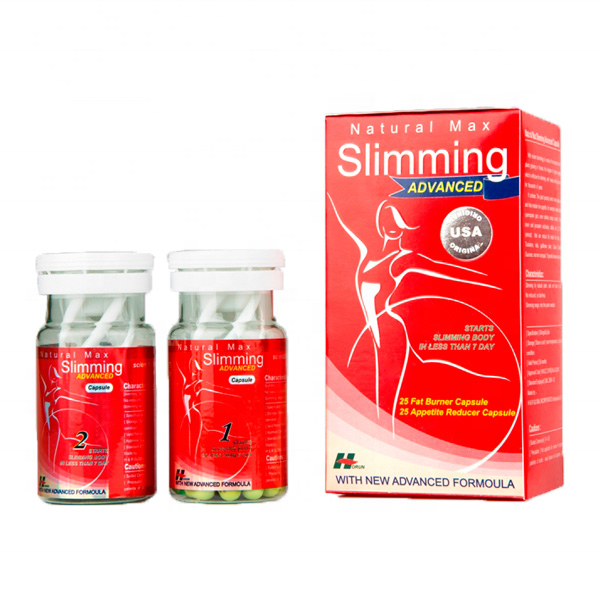 slimming advanced natural max