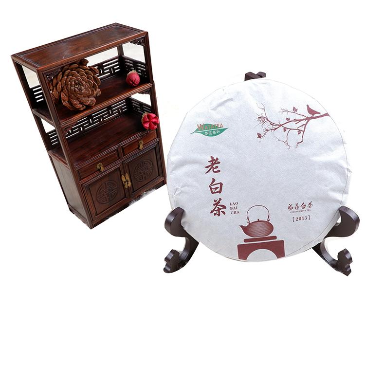 Hot Selling Chinese High Mountain FUDIN Shoumei Tea Cake White Tea Good for Health - 4uTea | 4uTea.com