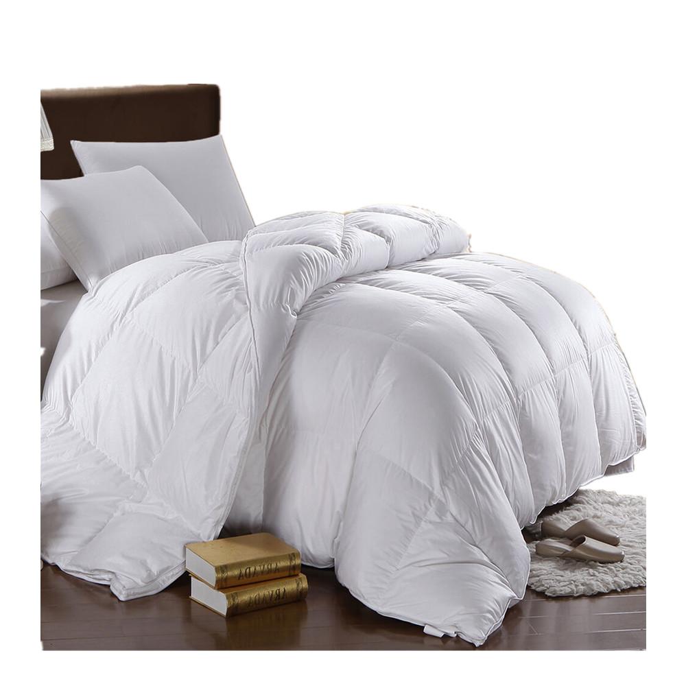 Домашнее постельное белье, сшитый пух, альтернативное одеяло, пододеяльник с угловым вкладышем, Королевский размер