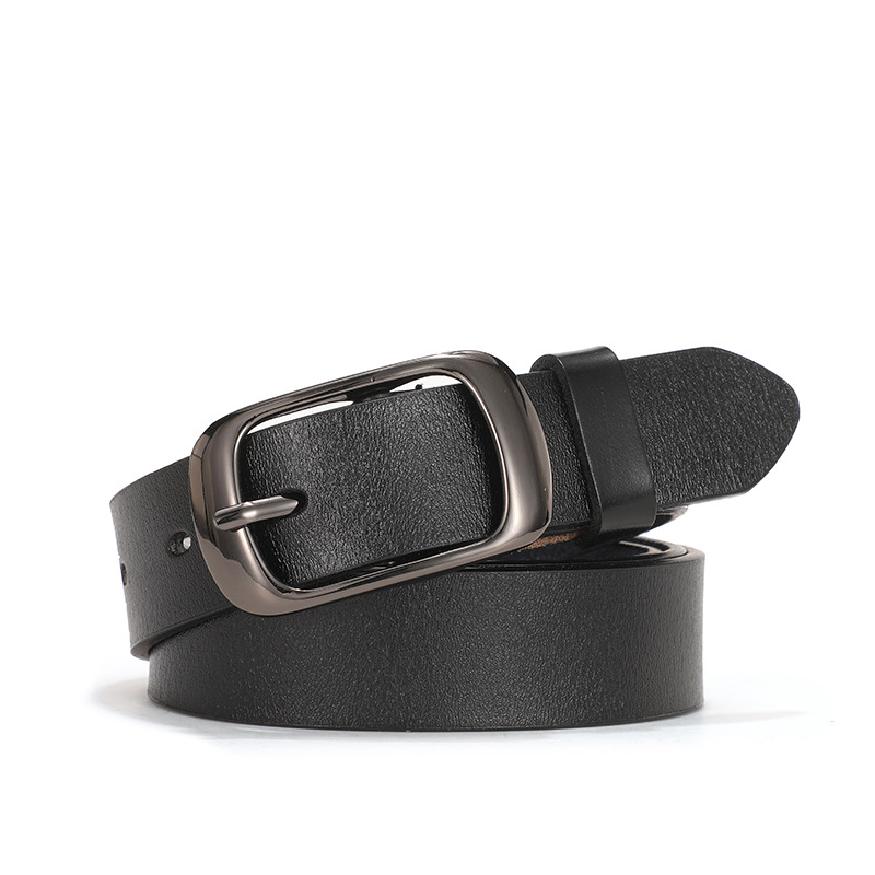 Personalized Customization Classic Choi Buckle Belt For Women
