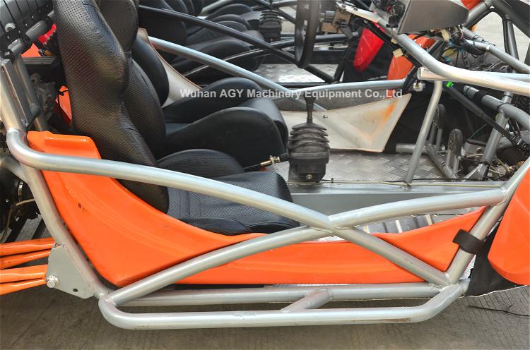 AGY 500cc 4x4 बिक्री के लिए टिब्बा छोटी गाड़ी