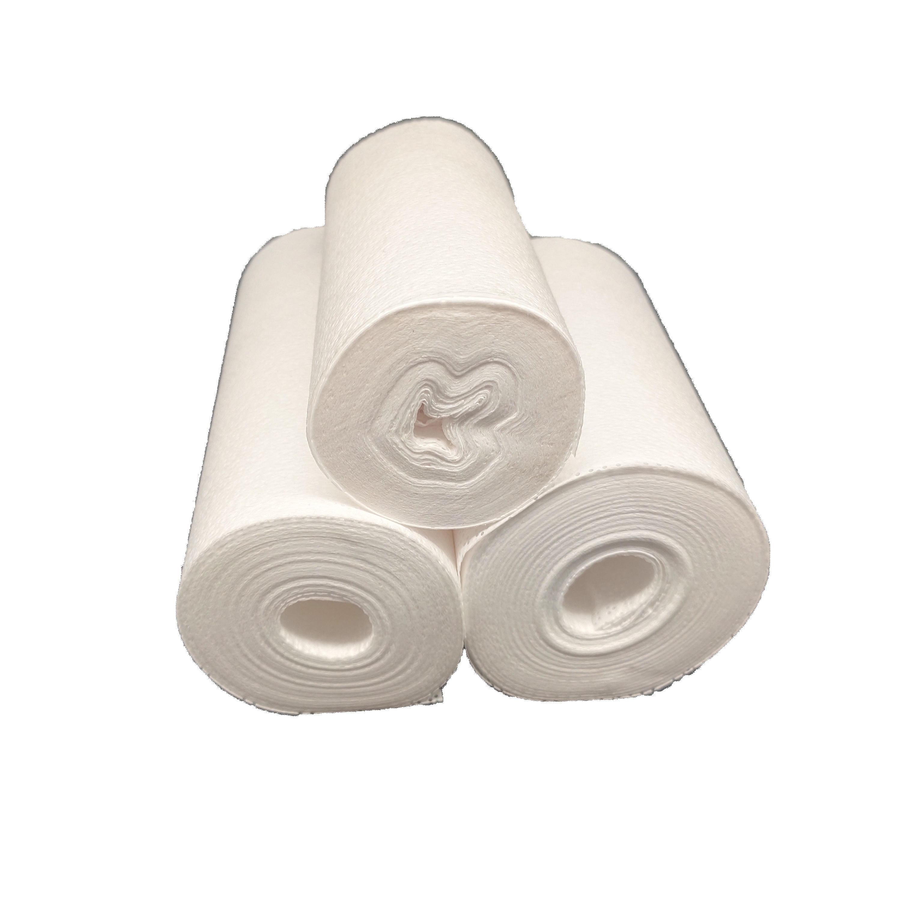 Bags Mash Fabric Material Meltblown Nonwoven For Wet Wipe