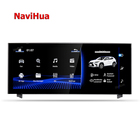 NaviHua 10.25 Inch Android 9 Car DVD Player for Lexus RC F 2013-2018 Navigation with wifi support original car mouse