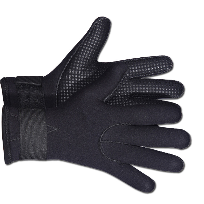 High Quality 3mm For Wetsuit Diving Gloves Thermal Swimming Surfing Neoprene Diving Gloves