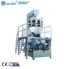 Filling Machine Automatic Weighing And Packing Machine Granular Food Multihead Weighing Automatic Filling Packaging Packing Machine