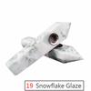 19 Snowflake Glaze