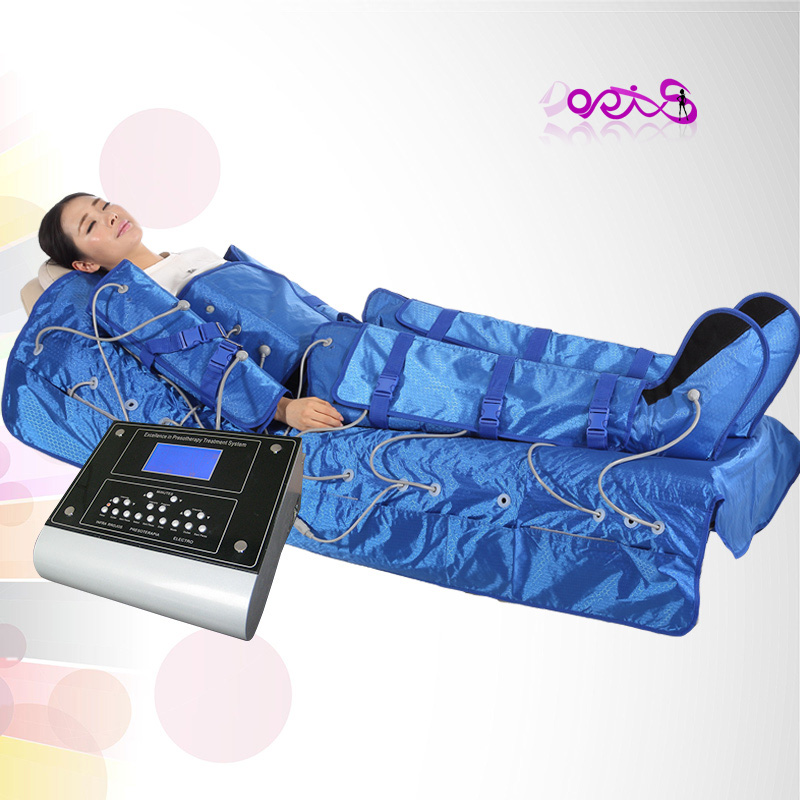 Pressotherapy 3 in 1 Slimming Beauty Instrument/Pressotherapy Slimming Blanket/Lymphatic Drainage Pressotherapy Device