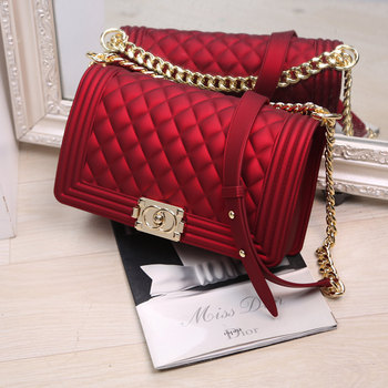 Fashionable designers hand bags 2020 women purse and handbags jelly bag tote ladies shoulder