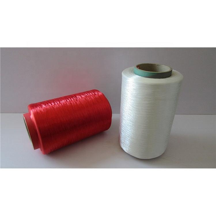 FDY 100% polypropylene dyed pp filament Yarn