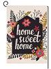 home sweet home flag
