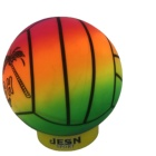 Toy Beach PVC Rainbow Toy Ball PVC Volleyball Inflated Volleyball Beach Game