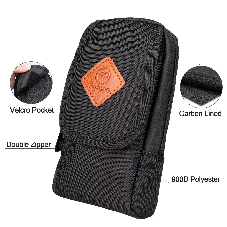 Индивидуальная сумка для хранения с защитой от запаха курения, карбоновая сумка с защитой от запаха, дорожная сумка для травы